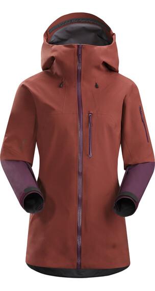 Arcteryx W's Scimitar Jacket Rosella